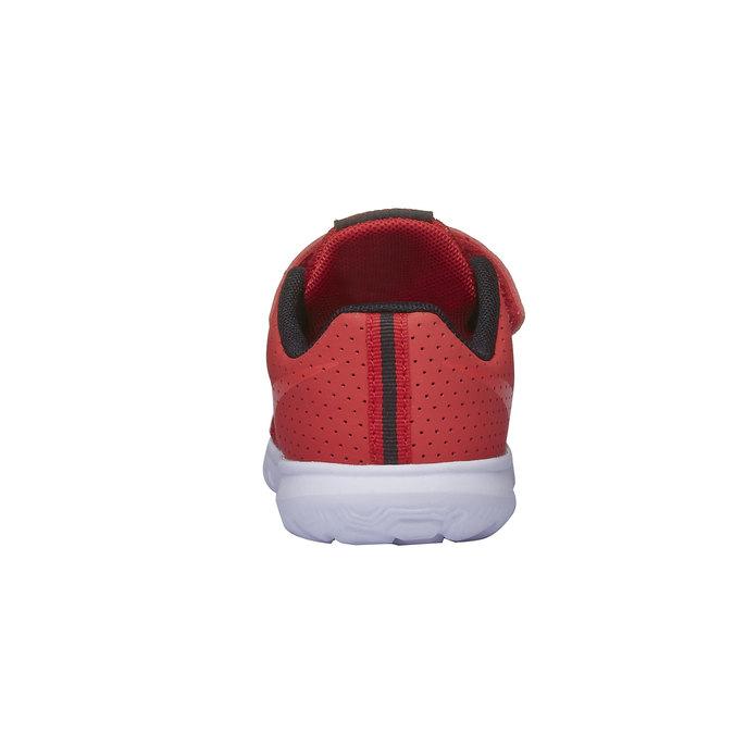 Dziecięce buty sportowe marki Nike nike, czerwony, 109-5324 - 17