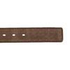 Zamszowy pasek bata, brązowy, 953-3106 - 16