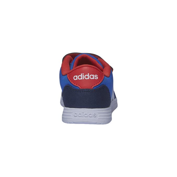 Buty dziecięce adidas, niebieski, 309-9161 - 17