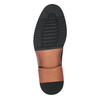 Męskie Oxfordy na podeszwie w swobodnym stylu bata, szary, 826-2647 - 26