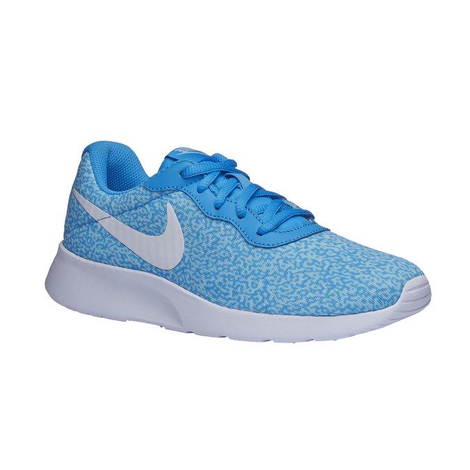 Damskie buty w sportowym stylu nike, niebieski, 509-9357 - 13