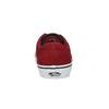 Trampki dziecięce ze skóry vans, czerwony, 403-5234 - 17