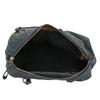 Zamszowa torba bata, szary, 966-2202 - 15