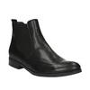 Damskie buty Chelsea ze zdobieniami gabor, czarny, 614-6110 - 13