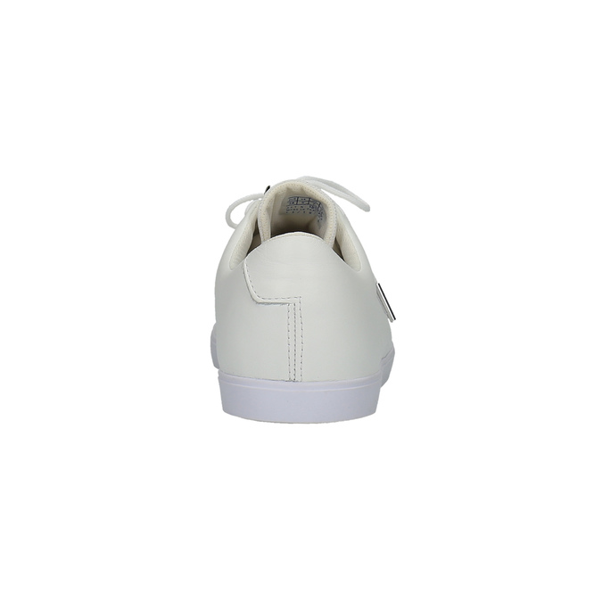 Białe trampki damskie le-coq-sportif, biały, 504-1502 - 17