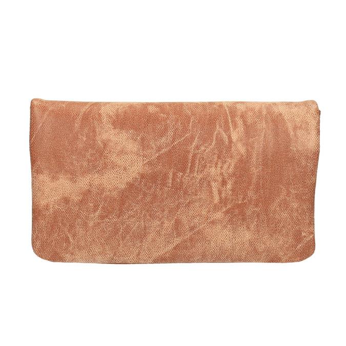 Brązowa kopertówka damska bata, brązowy, 961-3668 - 26