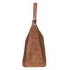 Brązowa skórzana torba bata, brązowy, 964-3254 - 19