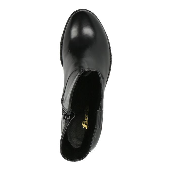 Damskie botki bata, czarny, 694-6359 - 19