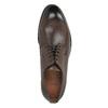 Półbuty w stylu Derby bata, brązowy, 824-4659 - 19