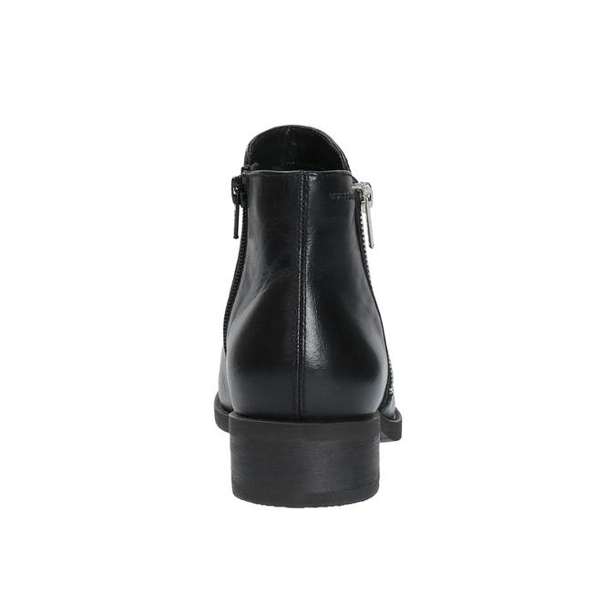 Damskie botki vagabond, czarny, 514-6001 - 17