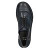 Damskie skórzane buty sportowe bata, niebieski, 526-9601 - 19