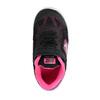Modne dziecięce buty sportowe nike, czarny, 109-6322 - 19