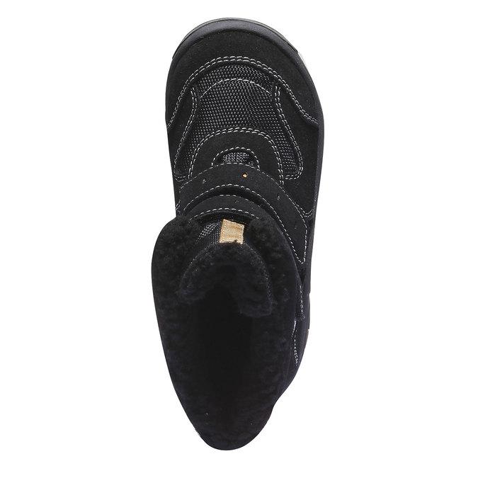 Buty dziecięce mini-b, czarny, 393-6101 - 19