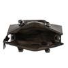 Torba ze sztywnymi uchwytami bata, brązowy, 961-4646 - 15