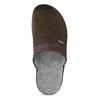 Kapcie męskie bata, brązowy, 879-4600 - 17