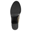 Botki na szerokim obcasie bata, brązowy, 791-3601 - 26