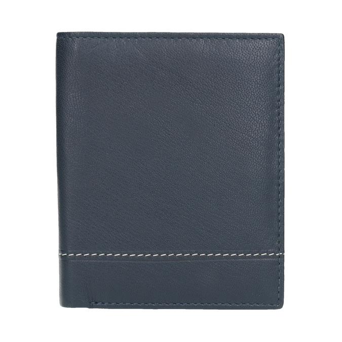 Skórzany portfel męski bata, niebieski, 944-9174 - 26