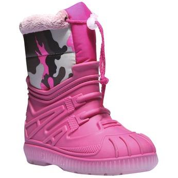 Buty dziecięce mini-b, różowy, 392-5100 - 13