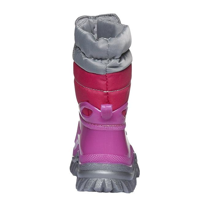 Buty dziecięce mini-b, czerwony, 292-5100 - 17