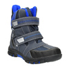 Dziecięce buty zimowe mini-b, szary, 291-2601 - 13