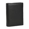 Skórzany portfel damski bata, czarny, 944-6163 - 13