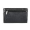 Skórzany portfel damski bata, czarny, 944-6168 - 19