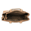 Torba damska do ręki bata, beżowy, 961-8627 - 15