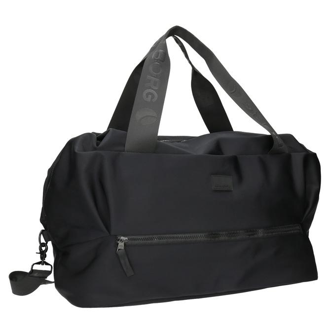 Materiałowa torba podróżna bjorn-borg, czarny, 969-6035 - 13