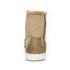 Botki damskie zfuterkiem bata, brązowy, 599-4606 - 17