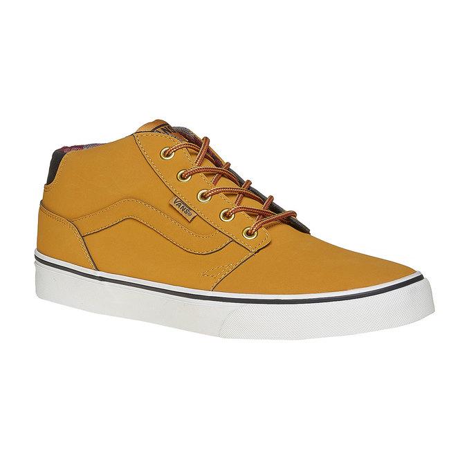 Męskie trampki marki Vans vans, żółty, 801-8306 - 13