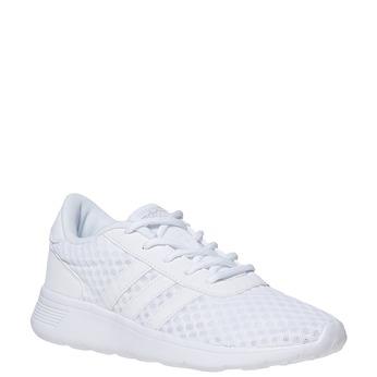 Białe sportowe trampki damskie adidas, biały, 509-1335 - 13