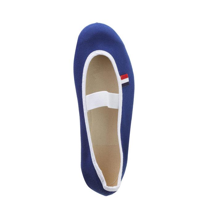 Tenisówki dziecięce bata, niebieski, 379-9100 - 19