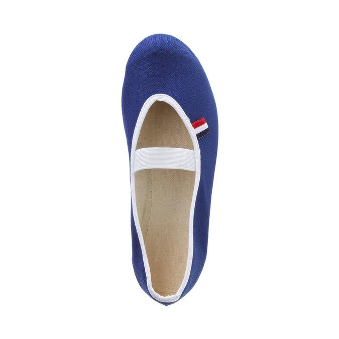 Tenisówki dziecięce bata, niebieski, 479-9100 - 19