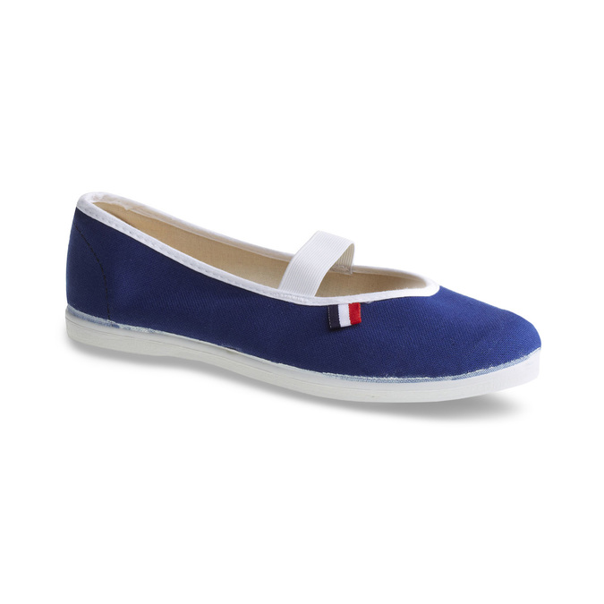 Tenisówki dziecięce bata, niebieski, 479-9100 - 13