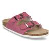 Dziecięce różowe pantofle de-fonseca, różowy, 373-5600 - 13