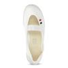 Tenisówki dziecięce bata, biały, 379-1001 - 17