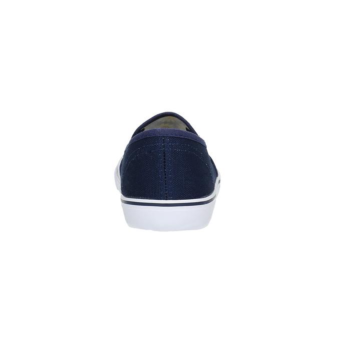 Dziecięce buty typu Slip-On mini-b, niebieski, 329-9189 - 17