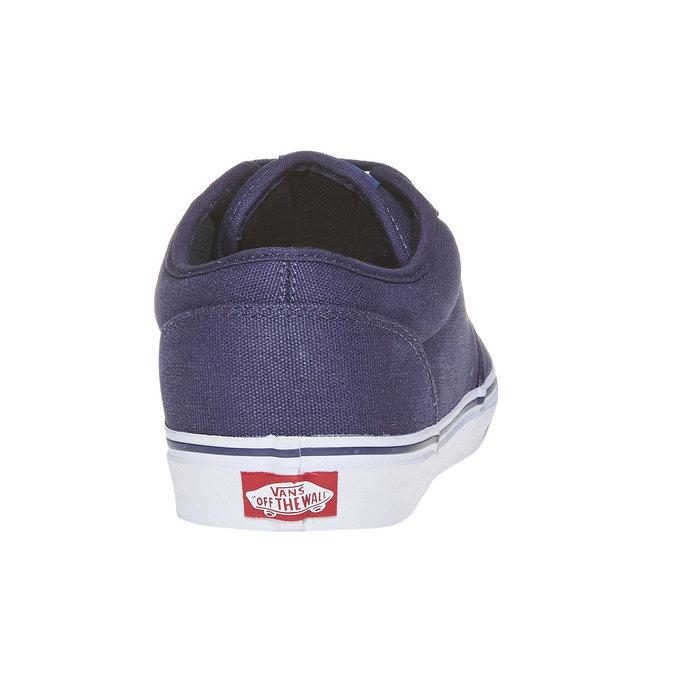 Klasyczne obuwie sportowe vans, niebieski, 889-9160 - 17