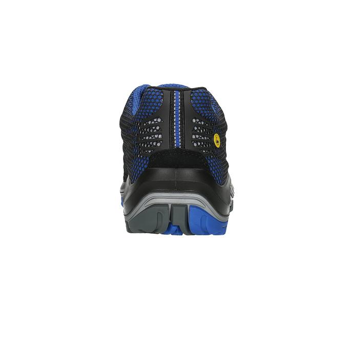 Obuwie robocze LOGIK S1P ESD bata-industrials, niebieski, 849-9630 - 17