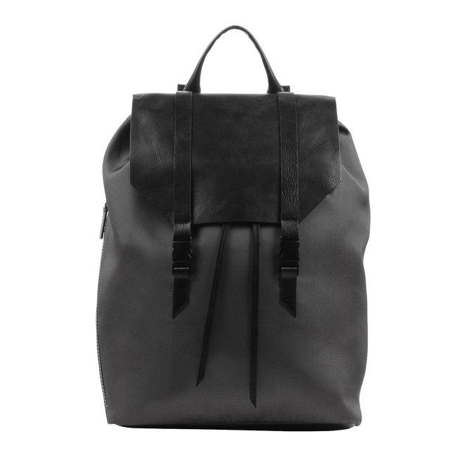 Czarny plecak royal-republiq, czarny, 964-6208 - 26