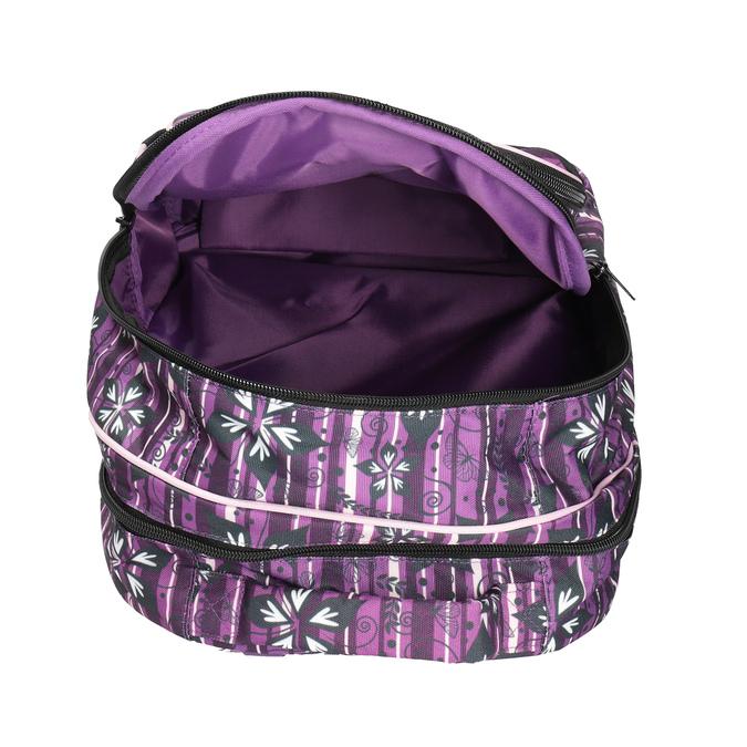 Fioletowy plecak szkolny belmil, fioletowy, 969-5628 - 15