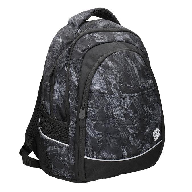 Plecak szkolny dla dzieci bagmaster, czarny, 969-6606 - 13