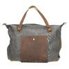 Duża torba z paskiem weinbrenner, szary, 969-2620 - 19