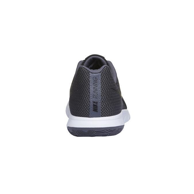 Męskie buty do biegania nike, czarny, 809-6324 - 17