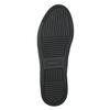 Damskie lakierowane buty sportowe bata, czarny, 528-6632 - 26