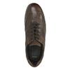 Skórzane półbuty na co dzień bata, brązowy, 826-4652 - 19