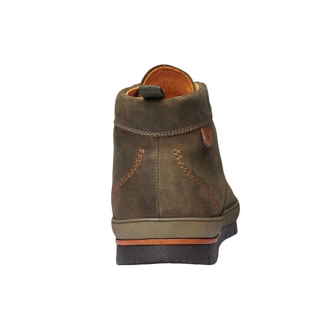 Skórzane buty sportowe weinbrenner, brązowy, 894-2209 - 17