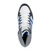 Trampki dziecięce za kostkę adidas, biały, 401-1231 - 19