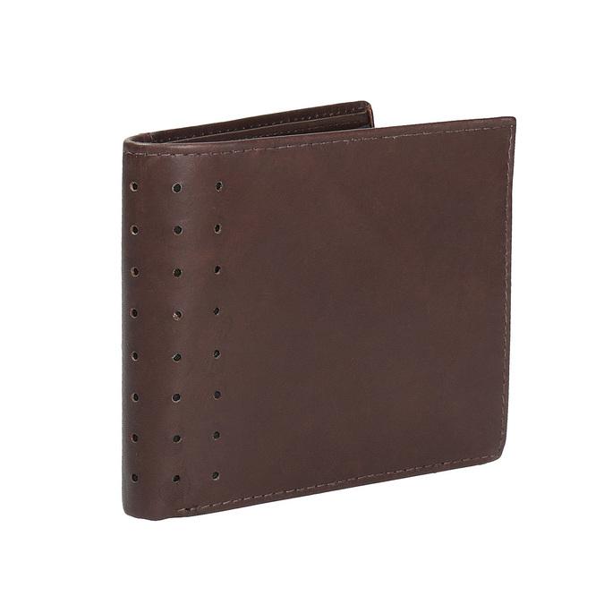 Skórzany portfel męski bata, brązowy, 944-4175 - 13