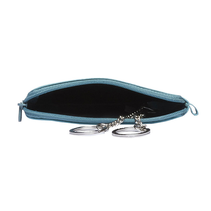 Skórzany portfel bata, niebieski, 944-9161 - 15